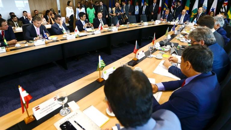 Estados defendem discutir ICMS menor do combustível em reforma tributária. Foto Agência Brasil