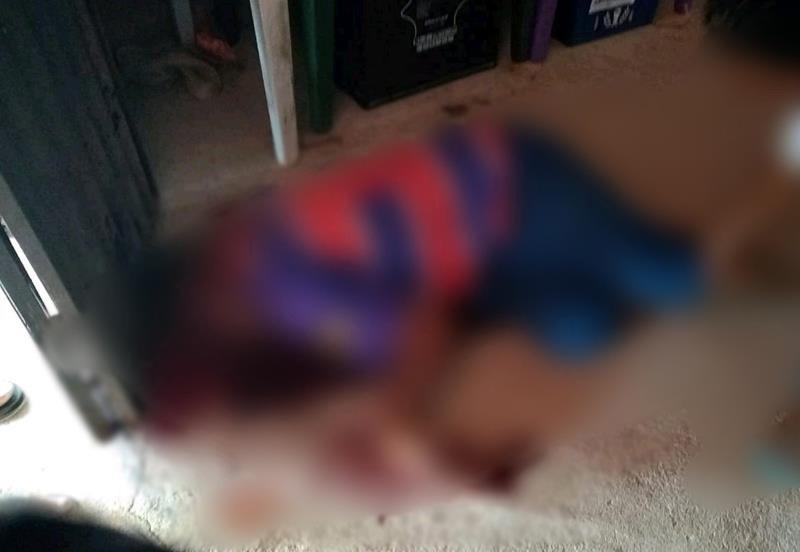 """Francisco Felix da Silva, 59 anos, o """"Suélio"""" morreu ao sofrer vários tiros na cabeça. Foto Redes sociais"""