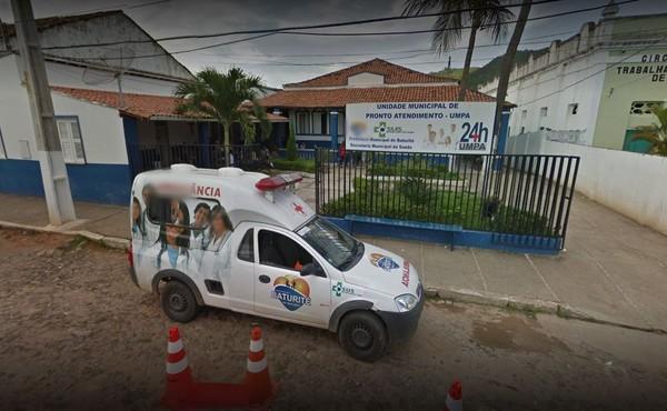 Médico teria praticado violência sexual contra um paciente em UPA de Baturité, no interior do Ceará. — Foto Reprodução GoogleMaps