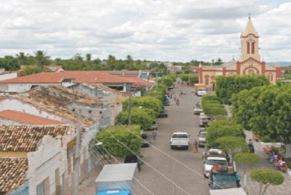 VISTA PARCIAL DO MUNICÍPIO DE MAURITI, CEARÁ. FOTO: RAQUEL LINHARES/DIVULGAÇÃO