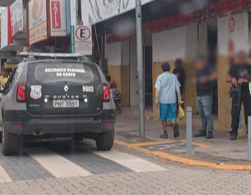 Polícia Civil do Crato - Foto Reprodução