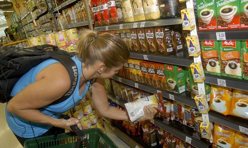 Prévia da inflação oficial fica em 0,22% em fevereiro