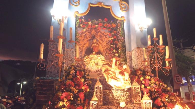 Romaria de Candeias une fé, beleza e negócios em Juazeiro do Norte