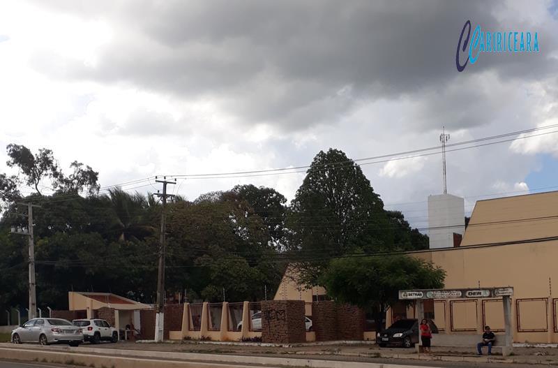 Tempo Nublado em Crato - 28.Fev-2020 Foto Jota Lopes Agência Caririceara.com