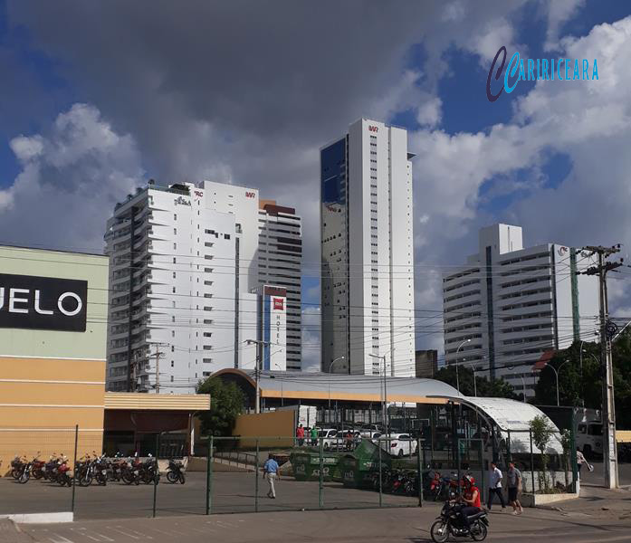 Tempo Nublado em Juazeiro do Norte 10.Fev-2020 Foto Jota Lopes_Agência Caririceara.com