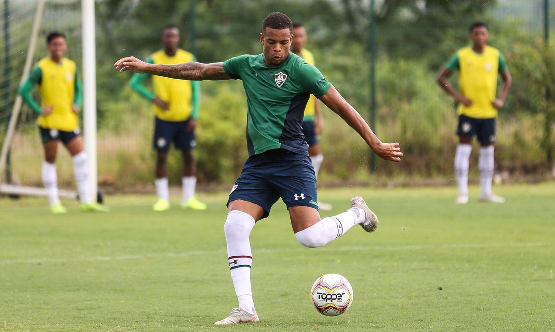 © Lucas Merçon Fluminense F.C. -Direitos Reservados
