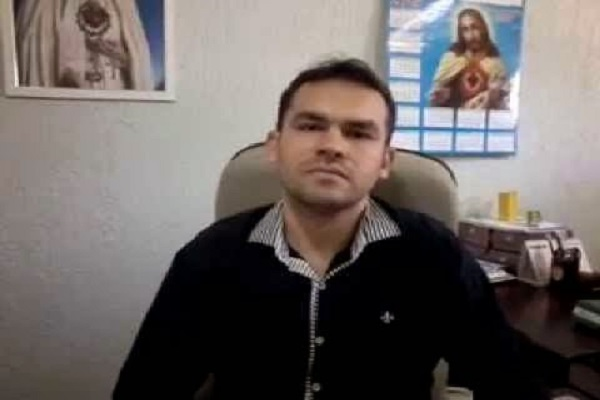 Antonio Lucimilton Macedo, o Miltinho. secr Saúde do JN,