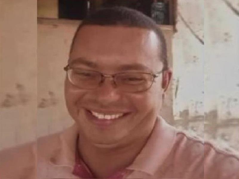 Edson Lemos Cazuza, de 37 anos, foi morto a tiros em Barbaha. 11.03.2020- Foto Redes sociais