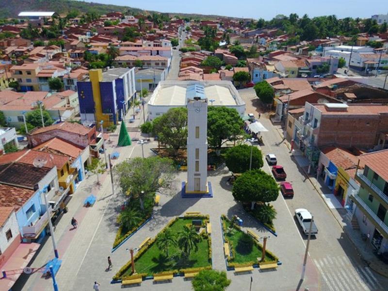 Farias Brito tem cerca de 19 mil habitantes e uma frota de 4.597 veículos. — Foto Prefeitura de Farias Brito_Divulgação