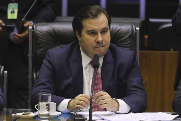 Maia diz que pronunciamento de Bolsonaro sobre coronavírus foi 'equivocado'