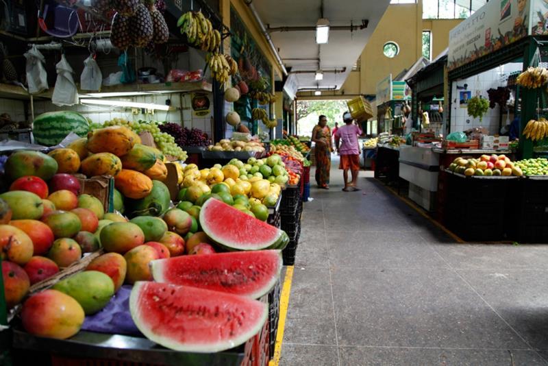 Segurança alimentar - Foto Prefeitura de Fortaleza
