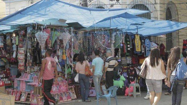 Ambulantes estão entre os trabalhadores informais que poderão receber o voucher de R$ 600