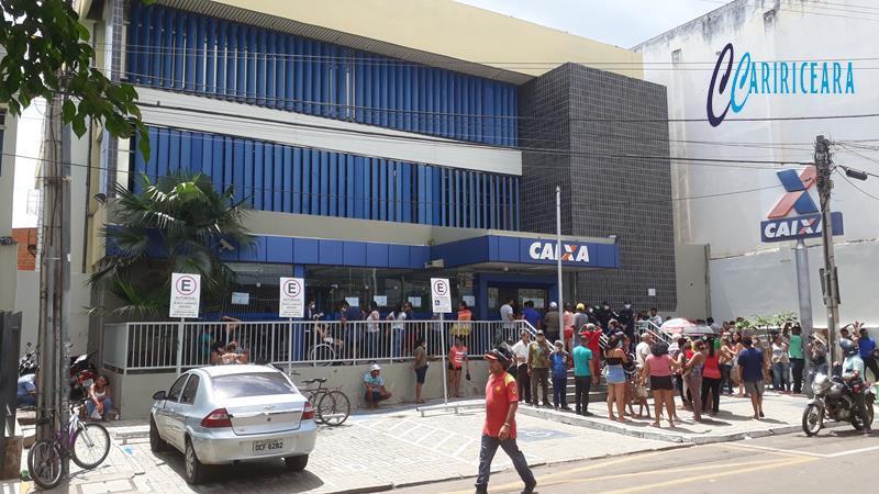 Caixa Economica Federal de Juazeiro doNorte Foto Jota Lopes_Agência Caririceara (2)