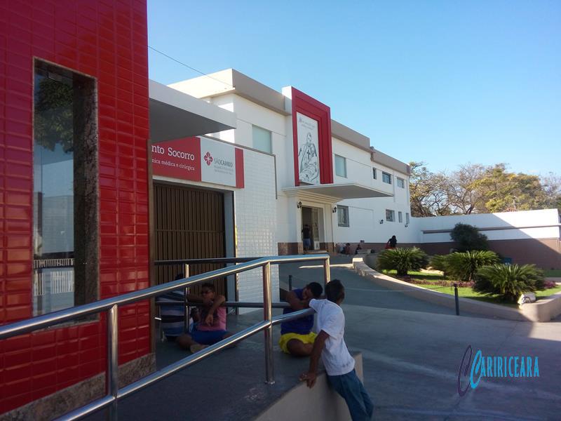 Hospital São Camilo (Antigo São Francisco). Foto Jota Lopes_agência Caririceara.com