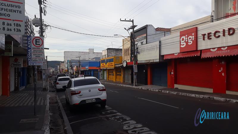 Rua São Pedro, Juazeiro do Norte- Foto Jota Lopes_Agência Caririceara.com - 14.Abril_2020 (4)