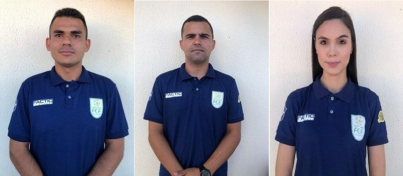 Federação Cearense de Futebol conquista mais uma vaga de árbitro e duas de assistentes para o quadro da CBF