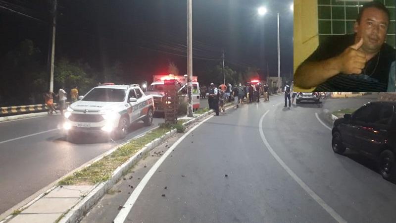 Frentista morre em acidente com motocicleta em Crato FOTO REDES SOCIAIS
