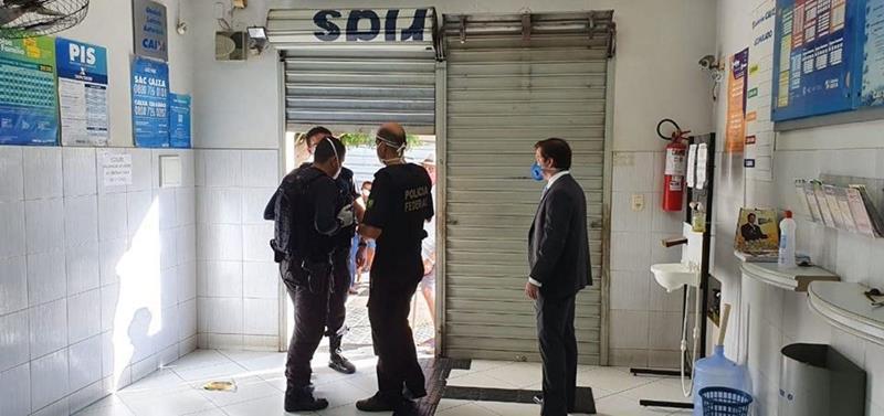 Pré-candidato a prefeito de Aurora e vereador são suspeitos de facilitar saque do auxílio emergencial, diz Polícia Federal Foto Redes sociais (4)