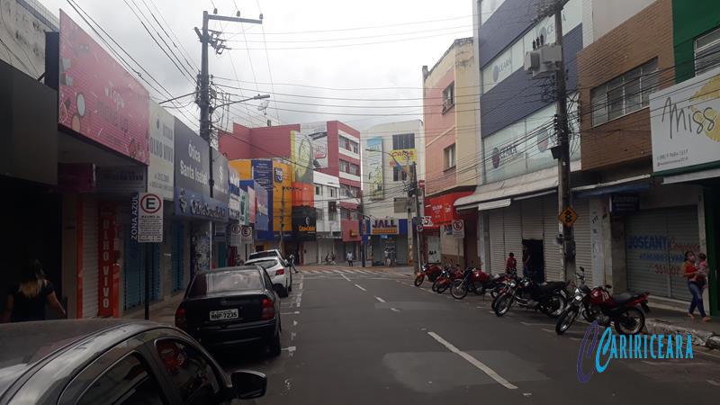 Rua São Pedro, Juazeiro do Norte - Foto Jota Lopes_Agência Caririceara