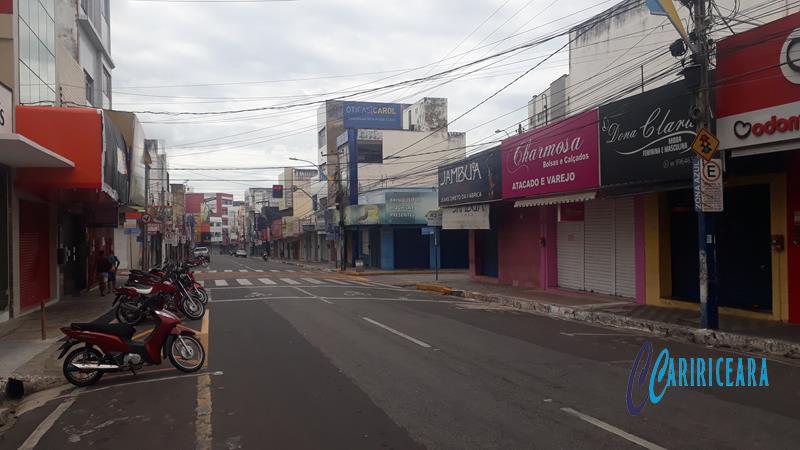 Rua São Pedro, Juazeiro do Norte-CE Foto Jota Lopes_Agência Caririceara.com