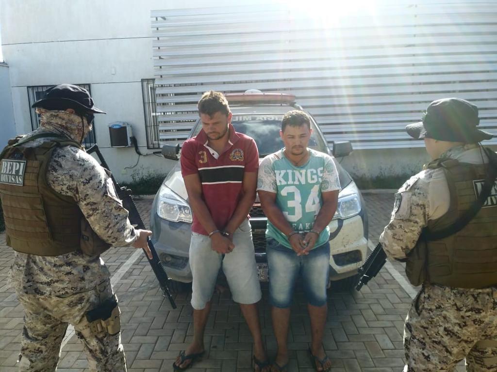 Um suspeito é morto durante confronto com a polícia e outros dois são presos em Campos Sales FOTO REDES SOCIAIS (1)