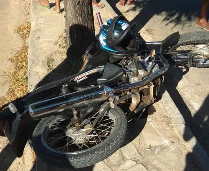 Acidentes deixam dois motociclistas mortos no cariri FOTO REDES SOCIAIS