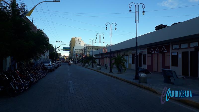 Alameda em Juazeiro do Norte - Foto Jota Lopes_Agência Caririceara.com