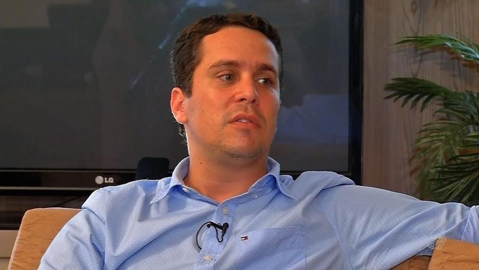 Argemiro Sampaio Neto (PSDB) ex-prefeito de Barbalha. Foto: Reprodução