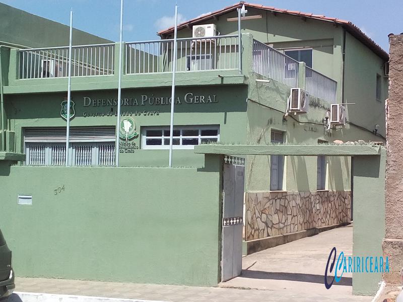 Defensoria pública do Crato -Foto Jota Lopes_Agência Caririceara.com