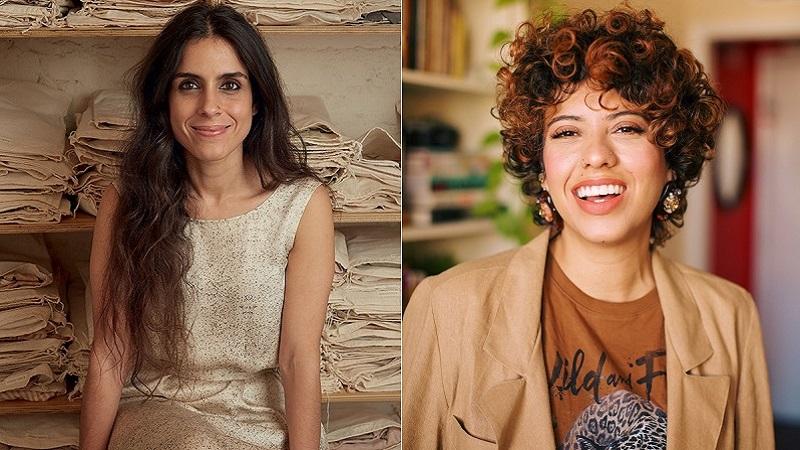 Fernanda Simon e Carla Lemos