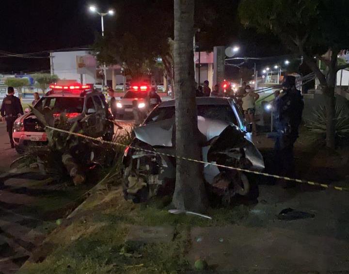 Motorista é perseguido por homens em moto e morto a tiros em Juazeiro do Norte FOTO REDES SOCIAIS