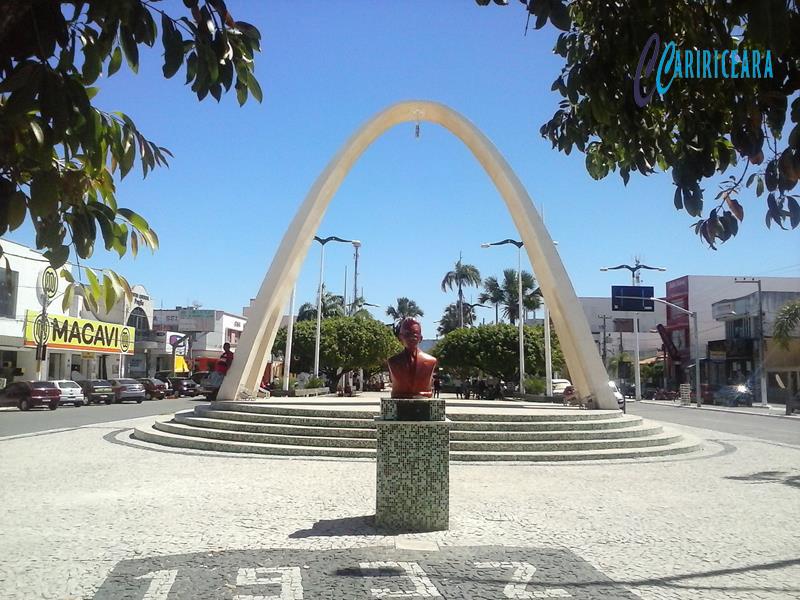 Praça. Dionísio Rocha de Lucena_BrejoSanto-Foto Jota Lopes_Agência Caririceara (3)