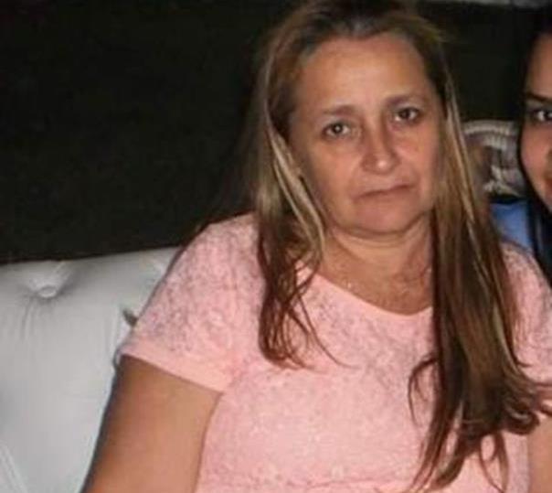 Francisca Etelvina da Silva, de 57 anos FOTO REDES SOCIAIS