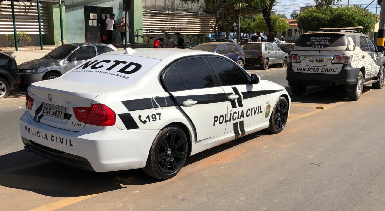 Justiça concede acautelamento de veículo apreendido pela PC por crimes de tráfico de drogas FOTO REDES SOCIAIS (2)