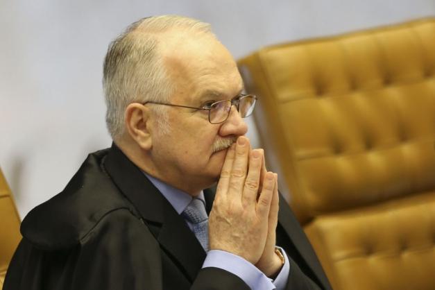 Ministro do Supremo Tribunal Federal (STF) Edson Fachin (Foto José Cruz Agência Brasil)