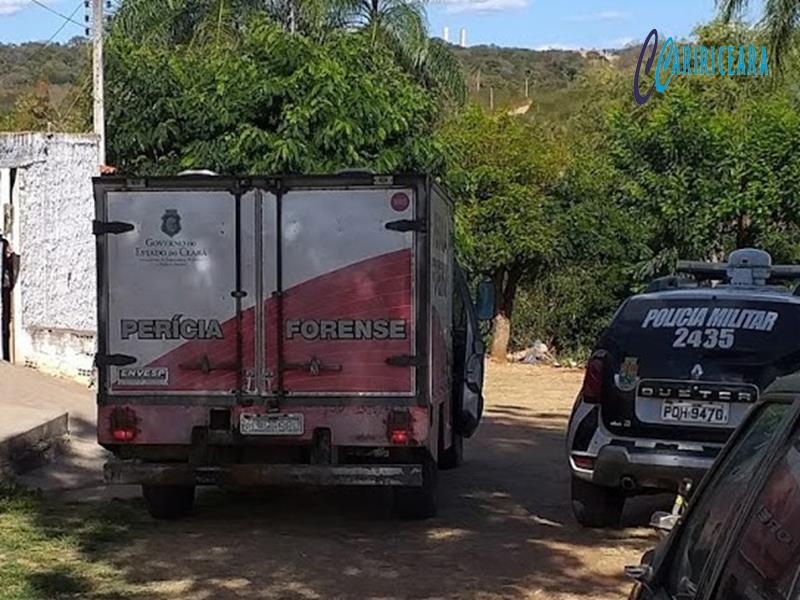 Rabecão da Perícia Forense do Cariri. Foto Agência Caririceara.com