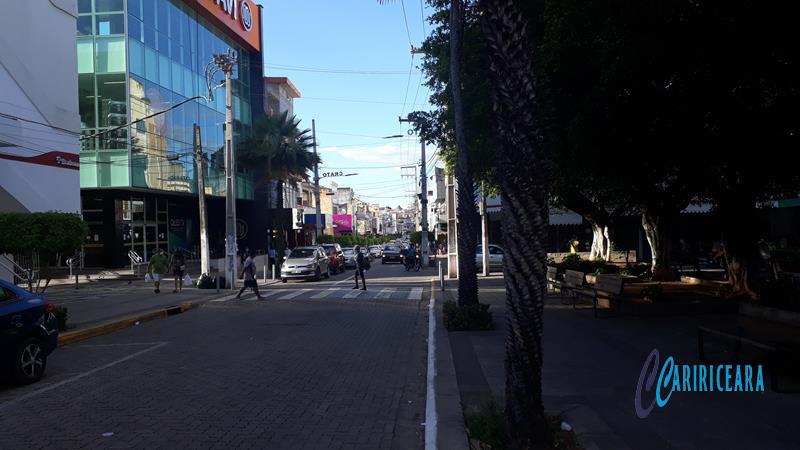 Rua Dr. João Pessoa. Foto Jota Lopes_Agência C aririceara.com