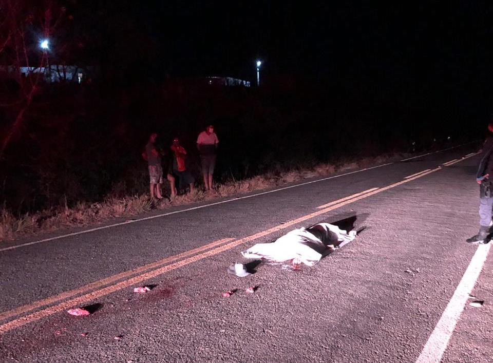 Ciclista morre após ser atropelado por caminhonete na Rodovia Padre Cícero em Caririaçu