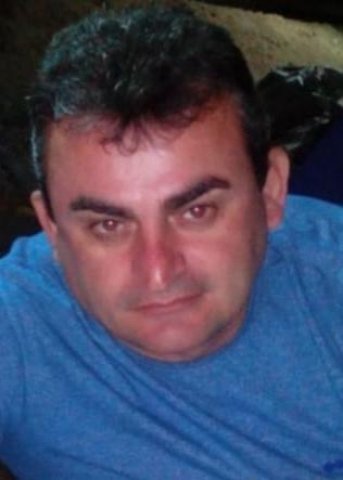 José Raimundo Junior, de 44 anos vítima fatal de colisão entre motos em Farias Brito - FOTO REDES SOCIAIS