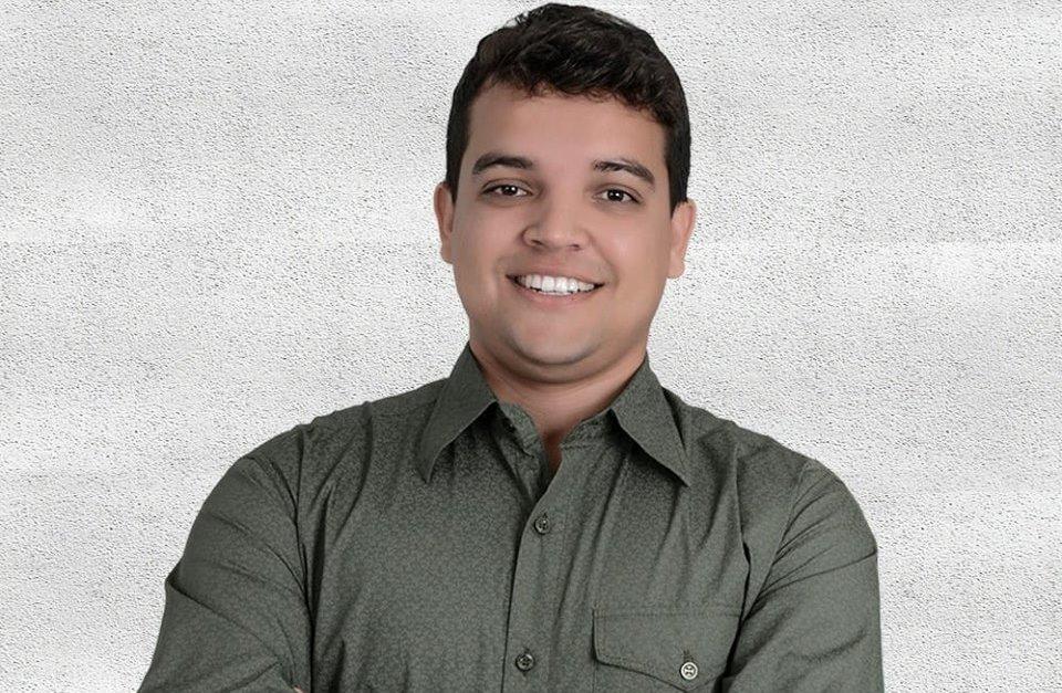 Pedro Henrique - prefetito de Santana do Cariri - 2020