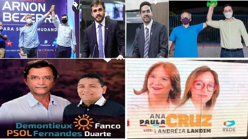 Saiba quem são os candidatos a prefeito em Juazeiro do Norte nas Eleições  2020 – Caririceara.com