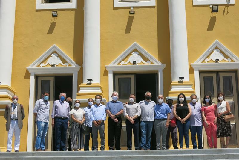 Visita técnica ao Seminário São José é positiva e fortalece possibilidade de sediar curso de Medicina da URCA