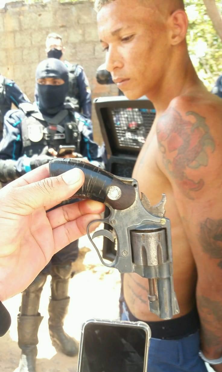 Rafael Medeiros da Silva, 23 anos FOTO: REDES SOCIAIS/DIVULGAÇÃO