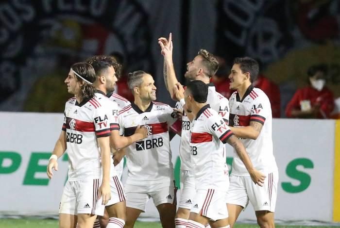 Flamengo venceu o Vasco por 2 a 1 - Foto de Daniel Castelo Branco
