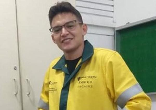 Herbert Keines Silva Sales, de 26 anos