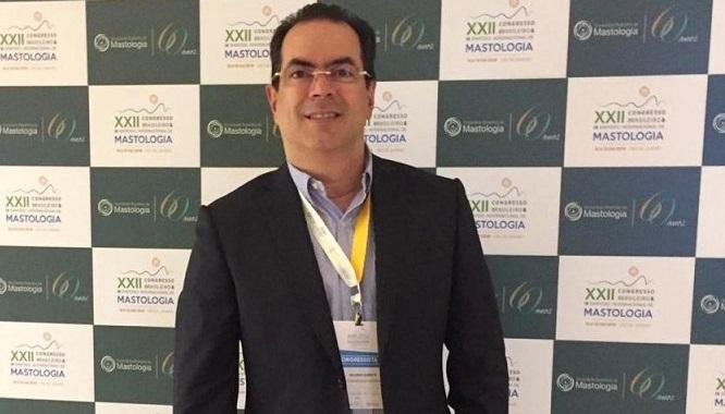 Médico Mastologista Ricardo Souto Quidute FOTO DIVULGAÇÃO