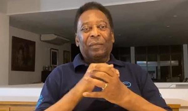 Pelé faz reflexão às vésperas dos 80 anos, lembra tristezas e agradece 'que Deus me receba como todos me recebem' FOTO REPRODUÇÃO