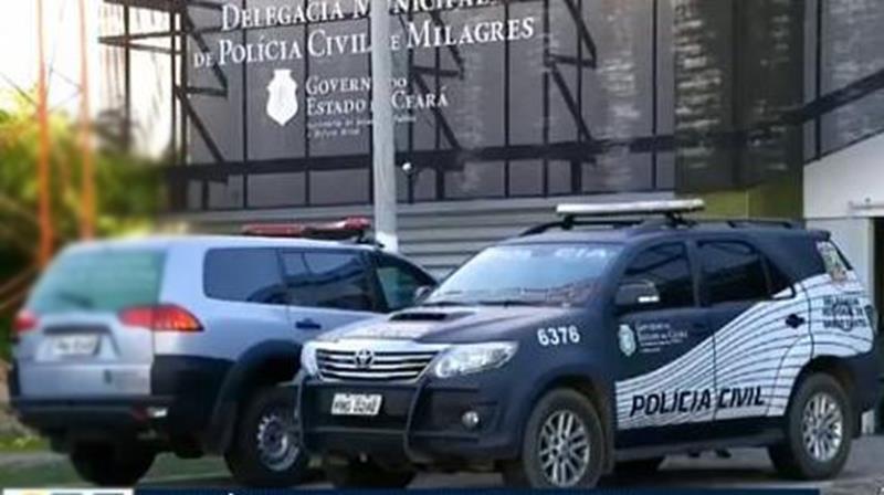Delegacia-de-Milagres-Viaturas-Policia-Civil-Foto-Reprodução