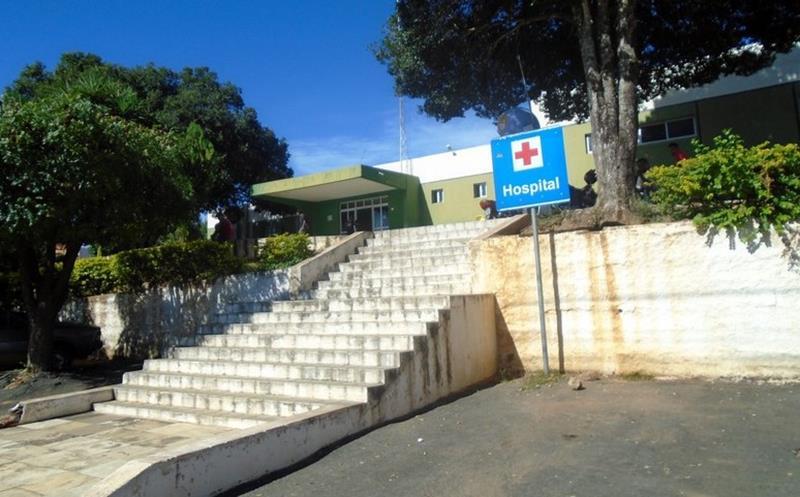 Hospital e Maternidade Geraldo Lacerda Botelho - C aririaçu FOTO DIVULGAÇÃO