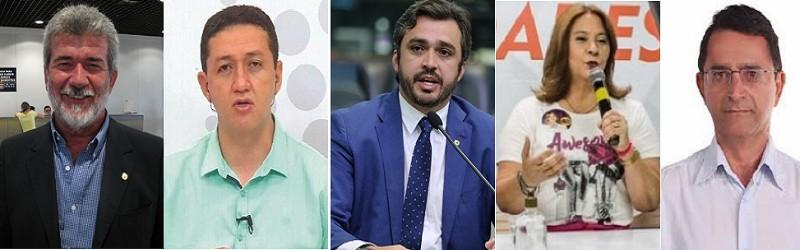 Pesquisa Ibope em Juazeiro, votos válidos Arnon Bezerra tem 40%; Glêdson, 28%; Nelinho, 23%